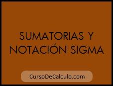 Sumatorias y Notación Sigma, Sumas de Riemman